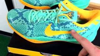 New pickup/unboxing Kobe 8s Green Glow