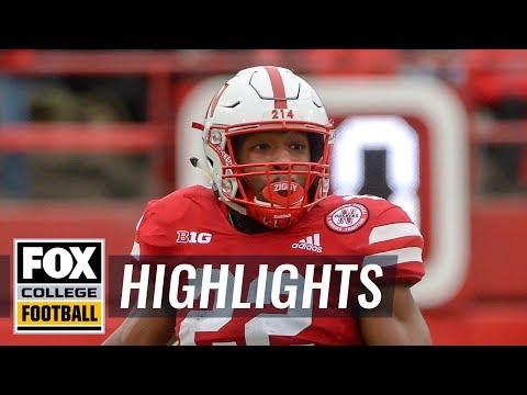 Nebraska vs. Michigan St   FOX COLLEGE FOOTBALL HIGHLIGHTS