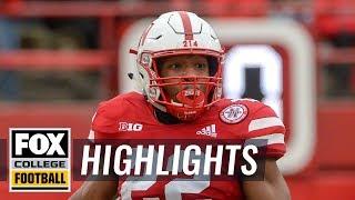 Nebraska vs. Michigan St | FOX COLLEGE FOOTBALL HIGHLIGHTS