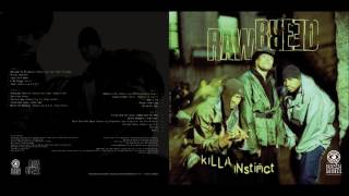Raw Breed Killa Instinct 2xLP SNIPPETS 96 2017 Back2DaSource Records