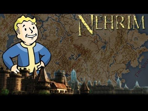 Nehrim: At Fate's Edge Walkthrough - Intro (Oblivion Overhaul)