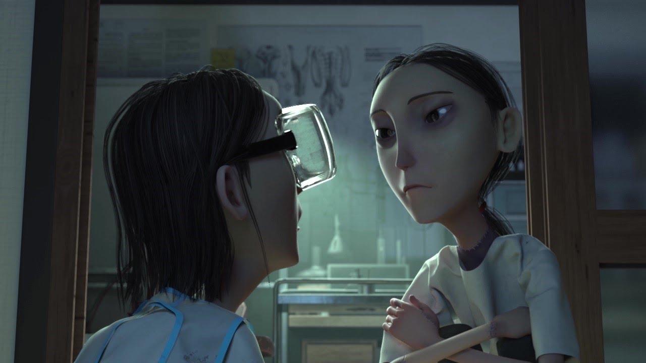 초인종 고장났습니다!(The doorbell is broken!) - 청강졸업작품(Chungkang Animation)