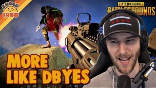 DBS? More Like DBYES! - chocoTaco PUBG Solos Gameplay