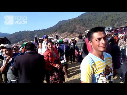 Feria Patronal Chotacaj 2019 Youtube