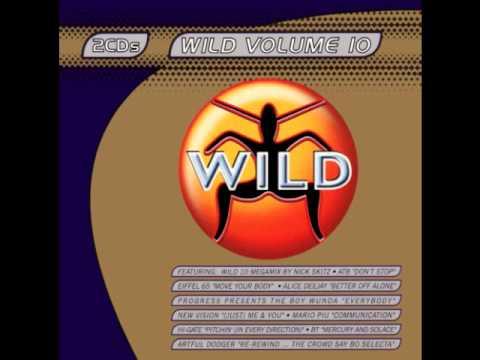 WILD FM VOLUME 10 - WILD VOLUME 10 MEGAMIX (NICK SKITZ)