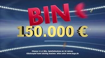 Diesen Sonntag: 150.000 Euro BINGO!-Jackpot