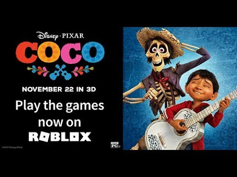 Roblox Pixar's Coco Event - How To Get All Prize ?! #Full