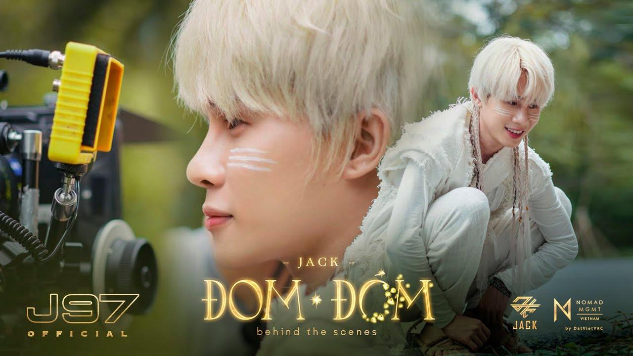 Hậu trường MV Đom Đóm   Jack - J97 - YouTube