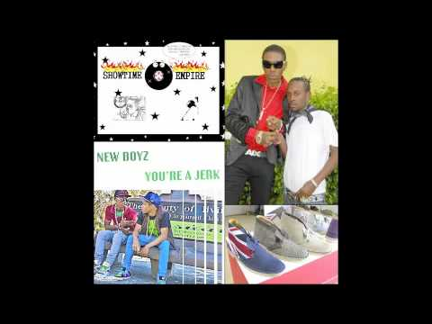Vybz kartel ft Popcaan  Clarks Your A Jerk Riddim Showtime Empire Refix