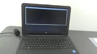 Instalare windows pe Hp 250 G5 FreeDos