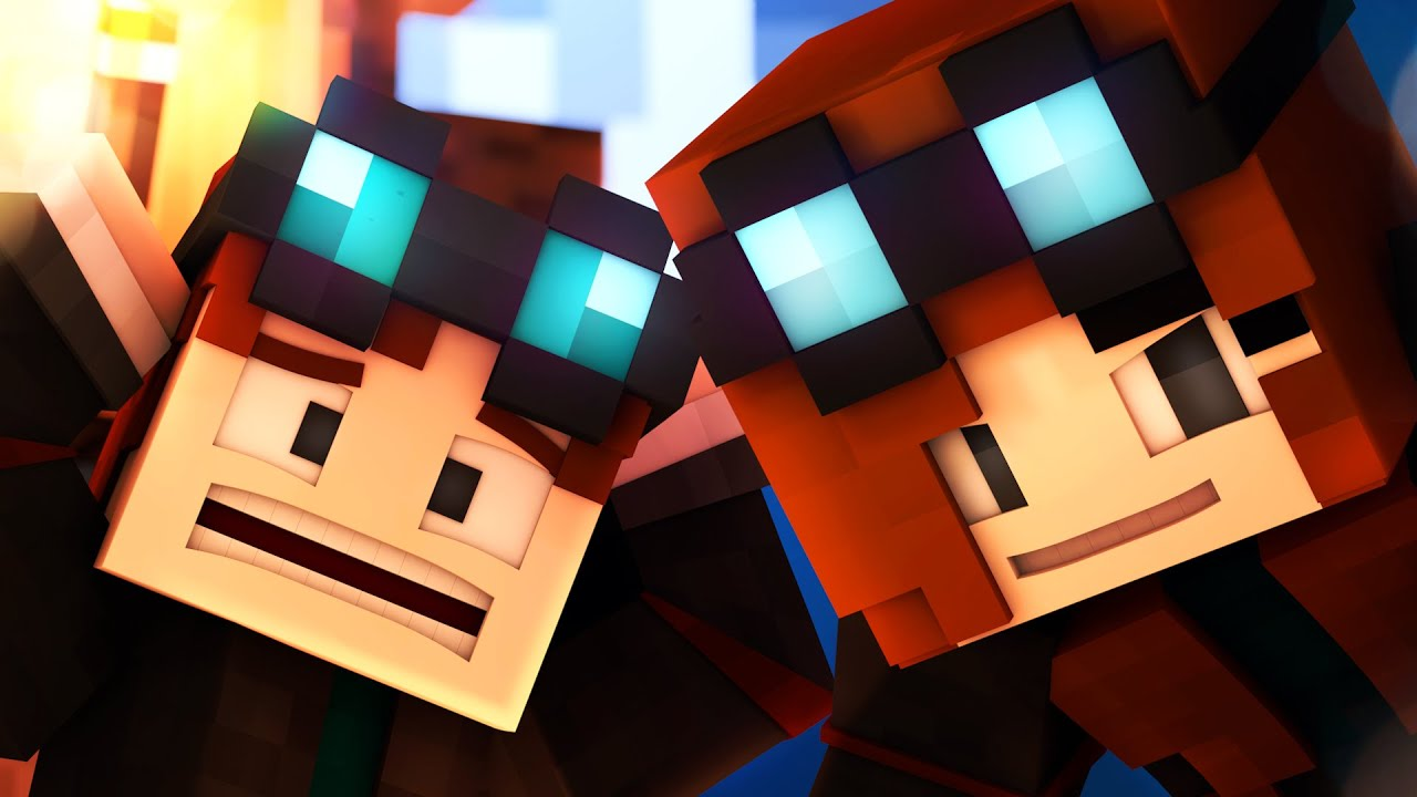 Minecraft | FACEPLANT SIMULATOR!! | DanTDM Animated