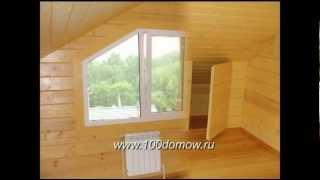 Отделка деревянного дома(, 2013-01-11T14:52:21.000Z)