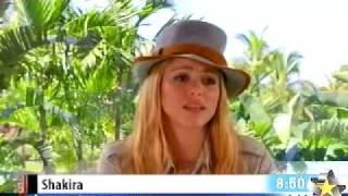 SHAKIRA EN UGLY BETTY - MULTIMEDIOS TV