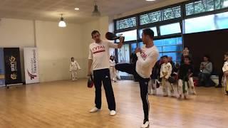 Todays Taekwondo London Seminar 2018