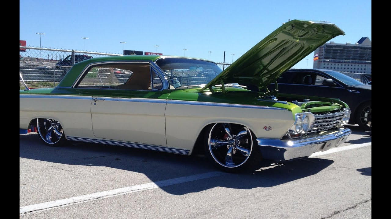 1962 Chevrolet Assembly Manual  Impala Biscayne Bel Air