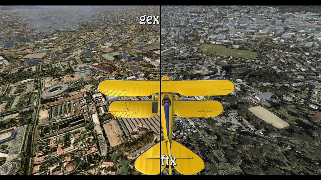 FTX Global versus GEX