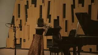 F. Poulenc: Sonate pour violon et piano FP 119, II. Intermezzo