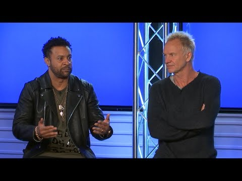 Why Sting and Shaggy Shot New Music Video In Jamaica
