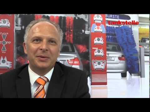 "Tankstellenmesse ""Uniti expo 2014"" in Stuttgart"