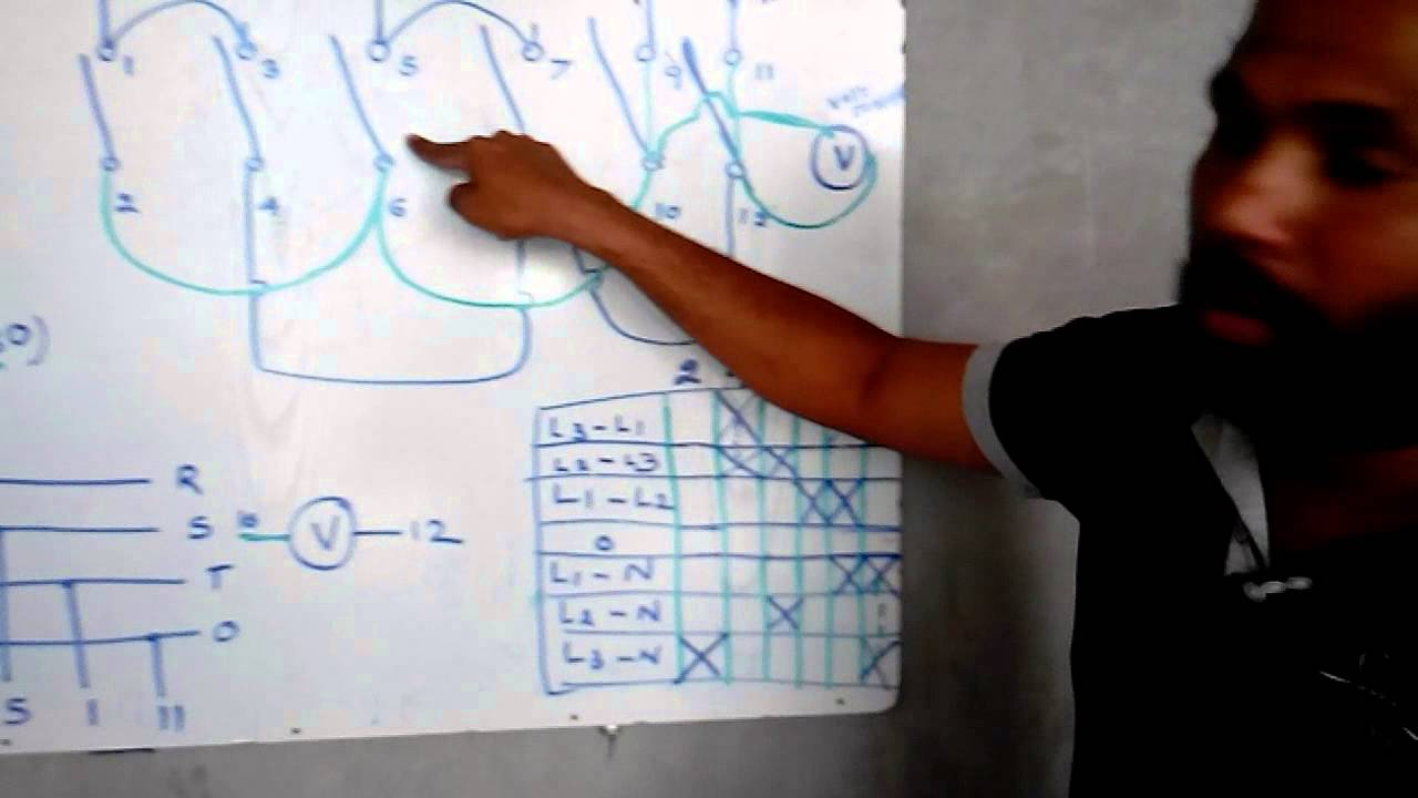 maxresdefault rotary cam switch function (tamil) youtube cam switch wiring diagram at bakdesigns.co