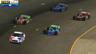 iRacing | Majors Series | European Region | Round 4 | The Musket 250 at New Hampshire Part 2