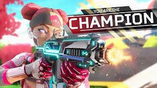 My Longest Win Streak! All Thanks To THIS BROKEN Weapon (Apex Legends)