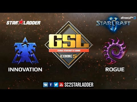 2018 GSL Season 2 Ro16 Group B Match 2: INnoVation (T) vs Rogue (Z)