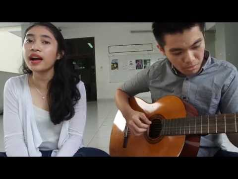 Intuisi - Yura Yunita. One take cover by Cavia Zagita & Daniel Sukmadja