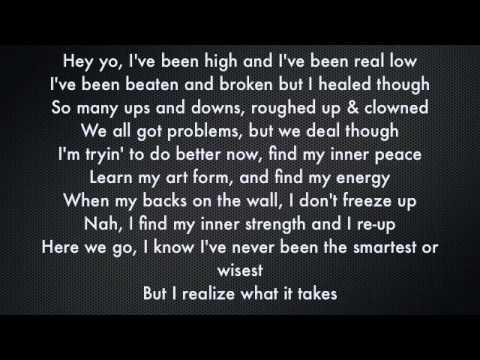 Classified Inner Ninja ft.David Myles lyrics