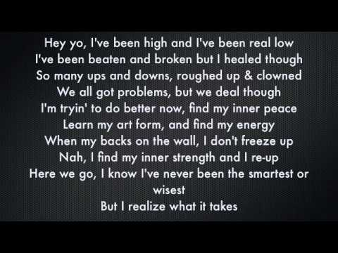 Classified Inner Ninja ft.David Myles lyrics