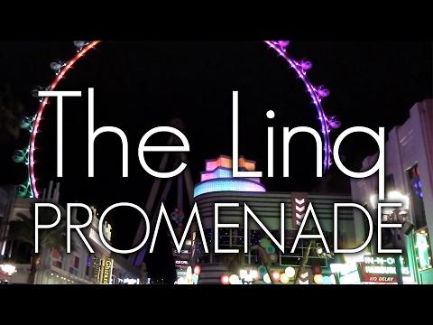 The Linq Promenade Las Vegas - Full Tour!