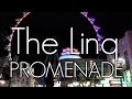 The Linq Promenade Las Vegas Full Tour の動画、YouTube動画。