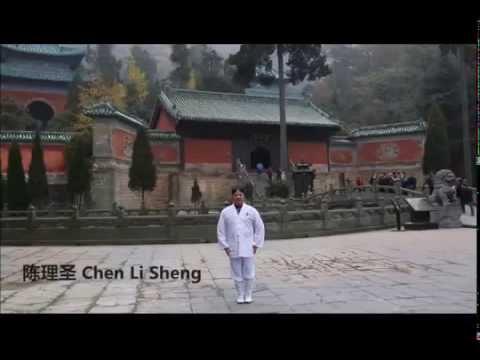 Ba Duan Jin - 8 Brocates with Wudang Master Chen Li Sheng