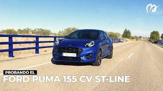 Ford Puma 155 CV ST-Line [PRUEBA - #POWERART] S06-E23