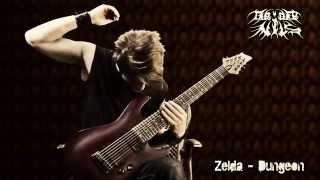The Legend Of Zelda - Dungeon Metal - THEoneNILS