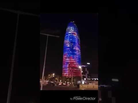 Torre Agbar 30/11/2016