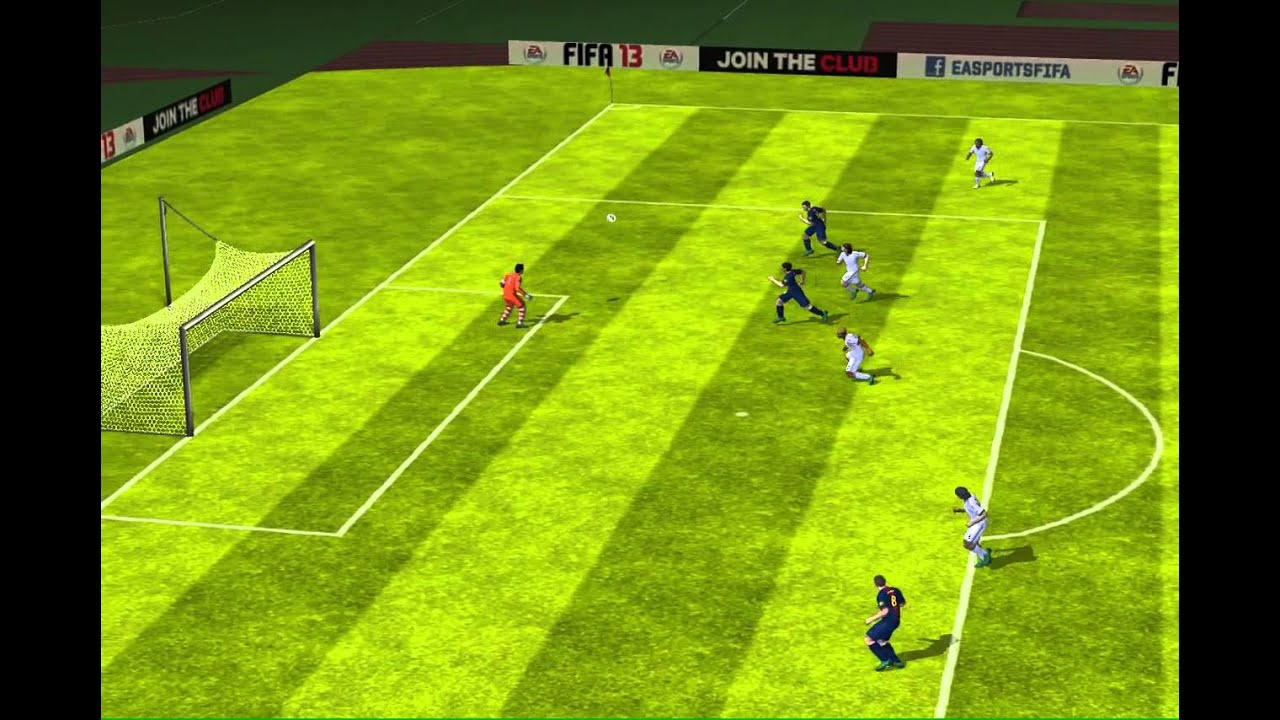 FIFA Soccer 13 for iOS (iPhone/iPad) - GameRankings