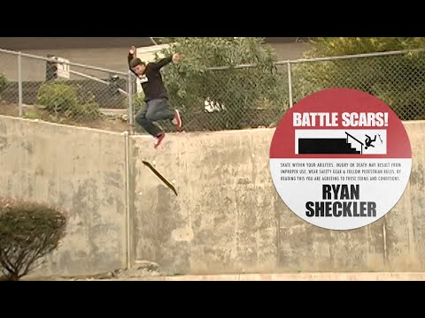 The Worst Injuries Of Ryan Sheckler's Career | Battle Scars