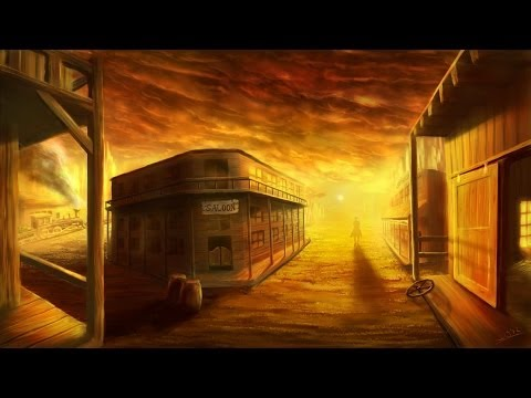 Wild Western Music - Tumbleweed Town