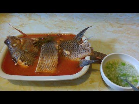 Como hacer un caldo de pescado youtube for Como aser un criadero de mojarras