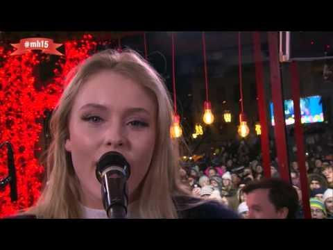 Zara Larsson - Lush Life (Acoustic) (Live at Musikhjälpen)