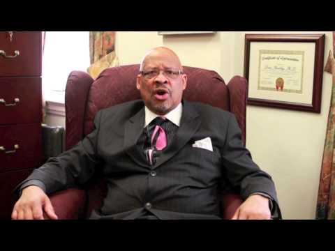 Rev. Dr. Louis Shockley