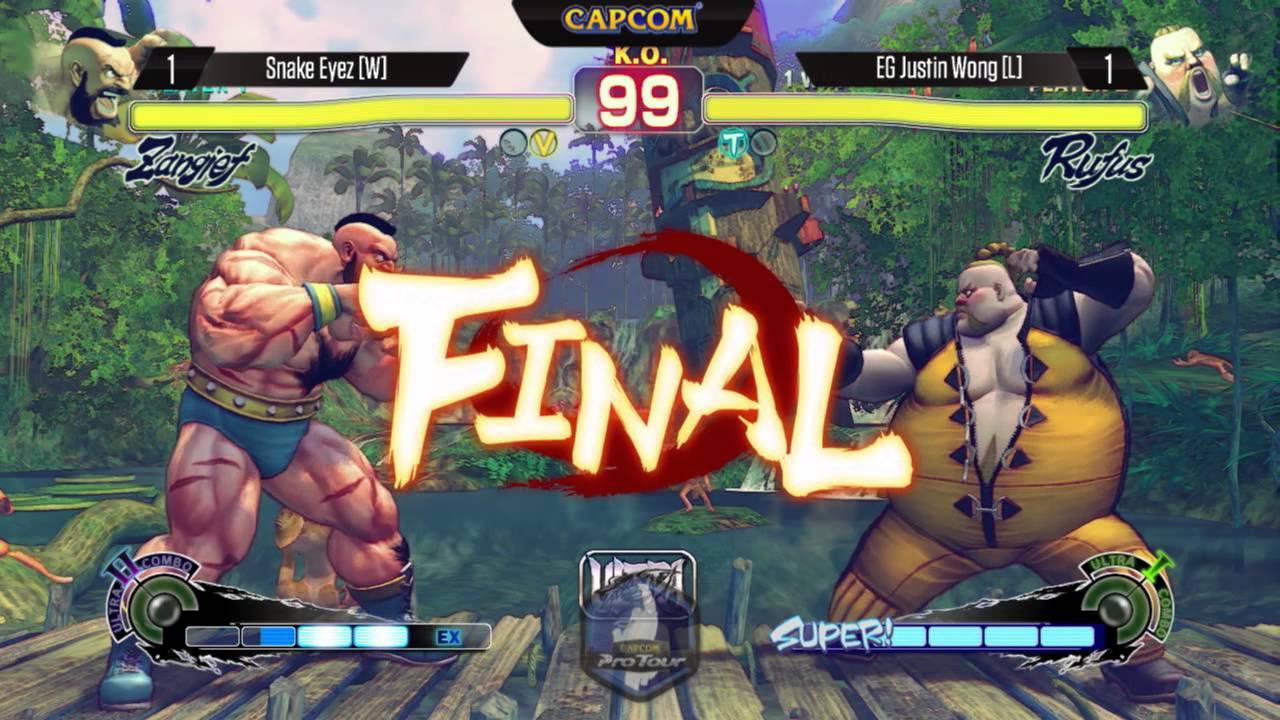Capcom Pro Tour Finals