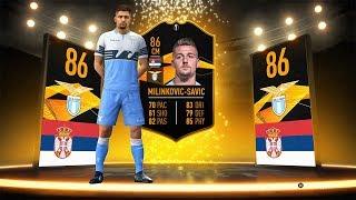 MILINKOVIC-SAVIC EUROPA LEAGUE SBC! - FIFA 19 Ultimate Team