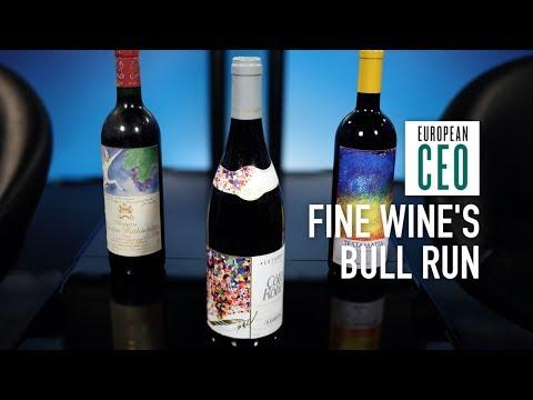 Fine wine market achieves five year high as investors diversify | European CEO