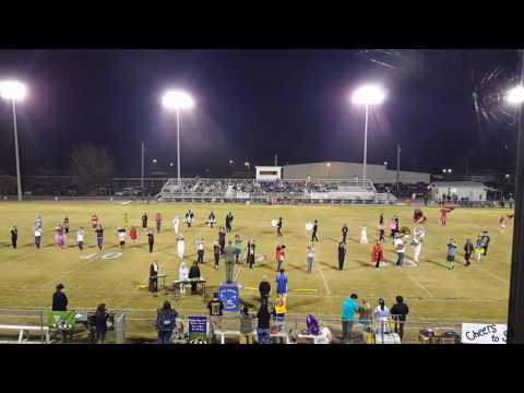 COLD SPRINGS HIGH SCHOOL BAND 2016