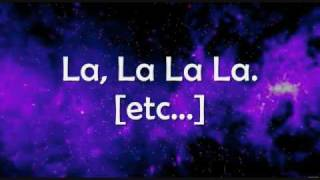 LMFAO- La La La [Lyrics]