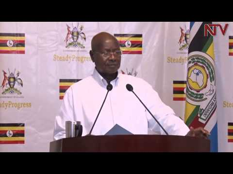 Don't doubt my resolve to fight corruption - Museveni