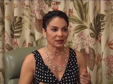 Jasmine Guy interviewed by Wendy Wilson