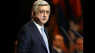 Пустые слова Сержа Саргсяна: он много раз обманывал граждан Армении